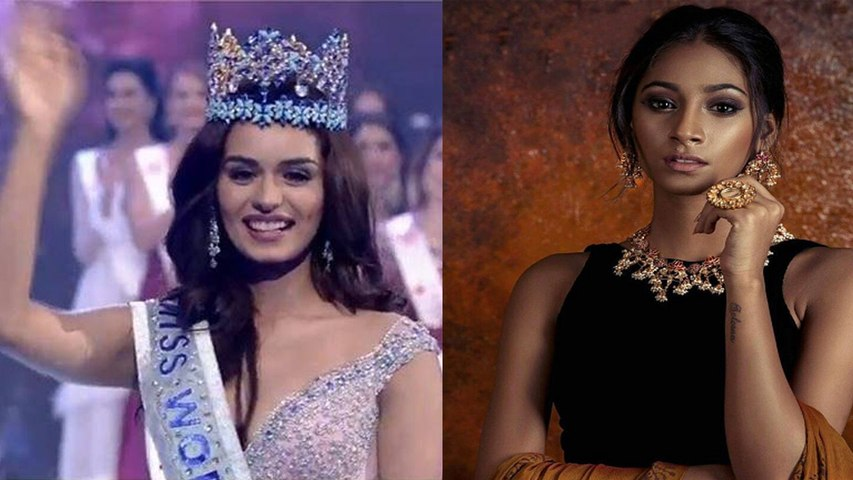 Miss World 2018: Manushi Chhillar to pass on the crown to next Miss World 2018   Boldsky