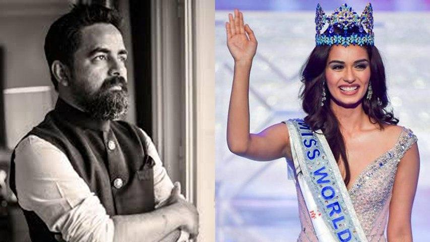 Miss World 2018: Manushi Chillar to wear a Sabyasachi Mukherjee Dress for the finale   Boldsky