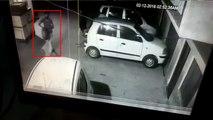 हापुड़ में चोरी की घटना CCTV में कैद, वीडियो में देखिए वारदात