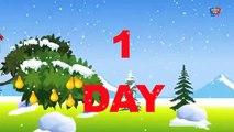 Les douze jours de Noël  --- Chants de Noel
