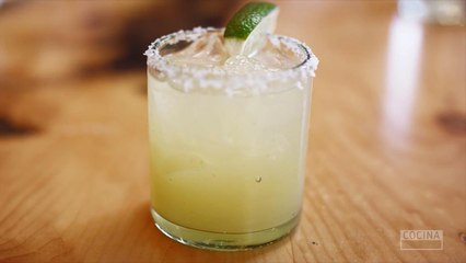 The Johnny Sanchez Margarita