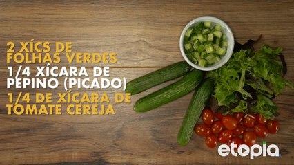 Salada de Quinoa