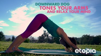 5 Yoga Poses For Sculpted Arms