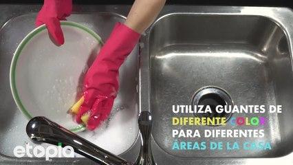 Consejos de limpieza inteligente.