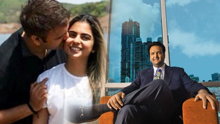 Isha Ambani Wedding: Everything you need to know about Anand Piramal   Boldsky