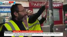 L'incroyable mission des agents municipaux à Paris qui font place net aux manifestants et vident les rues de Paris