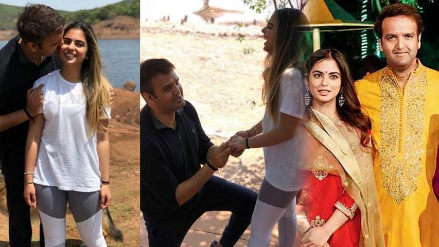 Isha Ambani Wedding: Everything you need to know about Isha | Boldsky