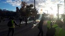 Gilets jaunes : nouveaux affrontements à Avignon