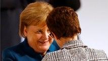 Merkel Successor Seeks To Unite German CDU