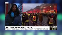 """Yellow Vest"" protests: How are tourists coping with the ongoing events?"