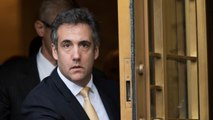 Prosecutors Think Michael Cohen Should Go To Jail