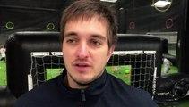 Foot5 Pro Tour – Anthony SUZANNE (Monclub Bouc Bel Air) réagit après l'étape du Factory Sport Games de Chazay