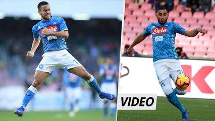 Ounas inscrit un but somptueux face à Frosinone !