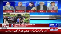 Imran Khan has done a big revolution that the govt has changed- Haroon ur Rasheed
