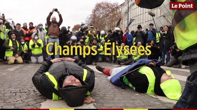 Gilets jaunes : retour sur la manifestation du 8 décembre