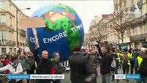 Environnement : des milliers de personnes ont marché pour le climat partout en France
