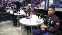 ECHL Atlanta Gladiators 2 at South Carolina Stingrays 1