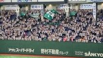 2017.7.31 福岡ソフトバンクホークス スタメン応援歌(1-9) 鷹の祭典in東京ドーム