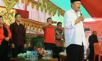Relawan Jokowi-Ma'ruf Amin Targetkan 80 Persen Suara di Pilpres 2019