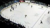 Highlights: Stockton 3 vs. Manitoba 2 OT