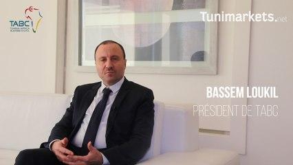 Interview de Mr Bassem Loukil, TABC