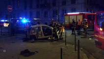 Terrible accident à Lyon 6e