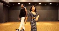 AANKH MAREY | NEHA KAKKAR dances to her own song | Melvin Louis|SIMMBA: Aankh Marey | Ranveer Singh, Sara Ali Khan | Tanishk Bagchi, Mika, Neha Kakkar, Kumar Sanu | Vevo Official channel