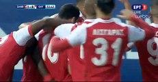 Σαρπόνγκ 1-0 Ξάνθη-Ολυμπιακός 9-12-18