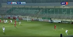 Βούκοβιτς 1-1 Ξάνθη-Ολυμπιακός