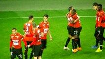 08/12/18 : SRFC-DFCO : célébration Hatem Ben Arfa (90')