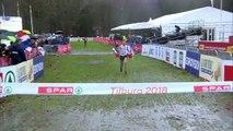 Cross Country : champion d'Europe, le Français Jimmy Gressier chute sur la ligne d'arrivée !