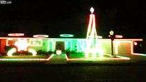 Déco de Noël : un concert son et lumières sur la maison !