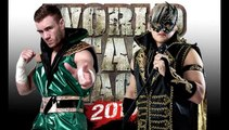 Will Ospreay vs. Taichi #1 contender to the NEVER Openweight Championship New Japan World Tag League 2018