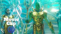 Aquaman Movie Clip - Welcome Home (2018) Jason Momoa Action Movie HD