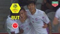 But Rémi OUDIN (64ème) / LOSC - Stade de Reims - (1-1) - (LOSC-REIMS) / 2018-19