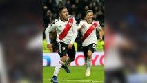 Quintero marca el camino para triunfo de River Plate en Libertadores
