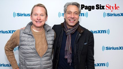 Carson Kressley and Thom Filicia's top 3 design tips