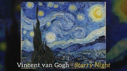 Vincent van Gogh- Starry Night