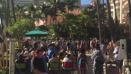 Hawaii-Tipp: Duke´s Beach Partys in Waikiki