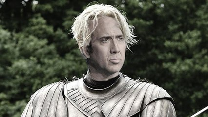 E se Nicolas Cage interpretasse todos os personagens de Game of Thrones?