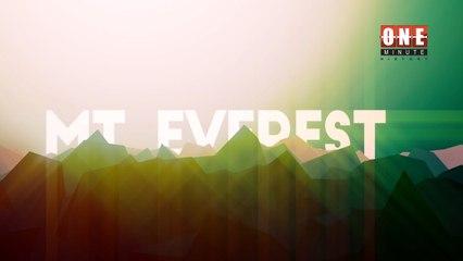 Mount Everest - Statistical Gist