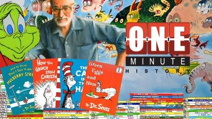 Dr. Seuss - Epic Artist Series - Children's Book Legends