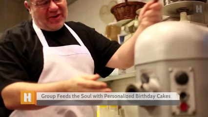 Chuck the Baker Feeds the Soul with Personalized Birthday Cakes