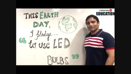 This Earth Day, we pledge to SAVE EARTH! What is your pledge?