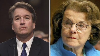 Feinstein: Reopen Kavanaugh Case if Dems Win Senate