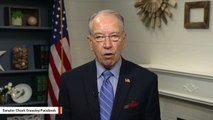 Chuck Grassley Suggests Trump Show His Tweets To Melania Before Hitting Send