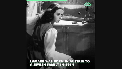 The incredible story of Hedy Lamarr — the mother of Wi-Fi and star of the silver screen. So much more than just a pretty