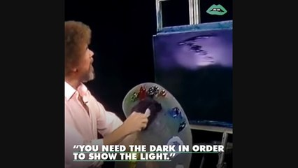 These Bob Ross quotes are guaranteed to inspire you. We miss you, Bob!