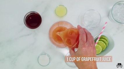 Tequila Granita