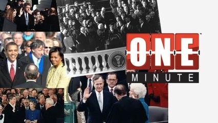 U.S. Presidential Oath of Office - President's Day